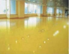 環氧樹脂彩色砂漿地板