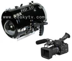 出租水下拍攝HD10攝影機潛水箱美國EQX依庫克斯