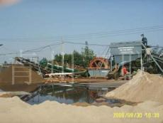 根據地形設計定做洗沙機-青州三聯重工