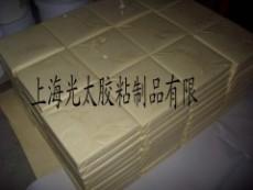 供应背胶海绵 无纺布背胶用85g牛皮单硅离型纸