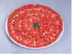 好吃的羊肉卷 羊肉选河北三利