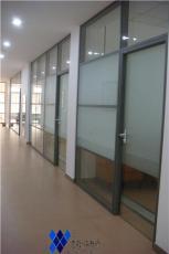 供应玻璃内置百叶隔墙80款办公室