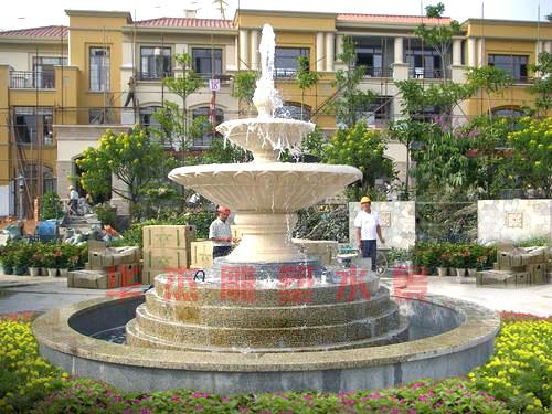 供应商:                                    温州华杰水景喷泉有限图片