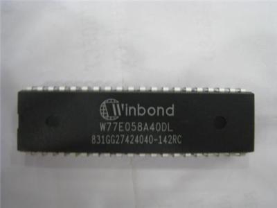 优势特供W77E058 W77E516A华邦双串口