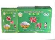 东北梅河大米喜丰收