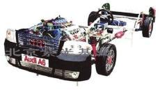 奧迪A6型透明整車模型