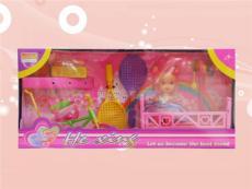 供应和兴玩具 塑胶娃娃 芭比娃娃www.baonixing.com
