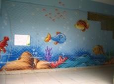 漳州幼兒園壁畫 廈門新奇壁畫工作室