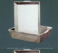 山東鑫利源鍍鋅鐵盤的產品詳細描述