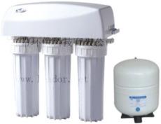 廚房凈水器加盟綠帶無泵LD-RO125G純水機