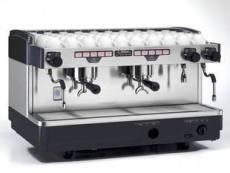 金佰利M27双头半自动咖啡机 商用咖啡机 电控咖啡机