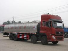 东风天龙 鲜奶运输车 CLW5310GNY3 20方牛奶运输车