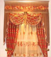 窗簾布藝十大品牌 窗簾十大品牌 羅綺窗簾