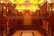 實木酒架 紅酒展示架 實木酒柜 雙面島柜 酒窖設計