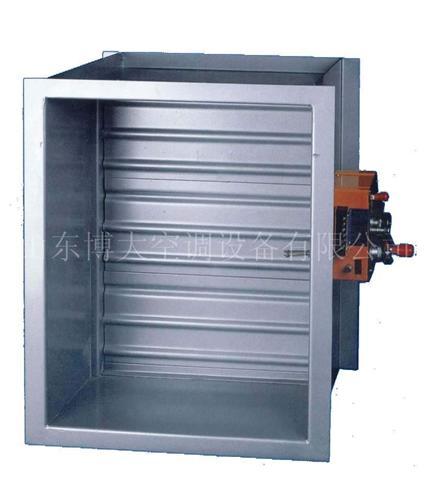 防火阀生产商/防火阀价格/电动风阀 电动密闭调节阀图片