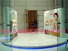 铝合金高档拉网展架 展位制作厂价直销 广告行信息