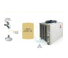 直熱循環式空氣能熱水器