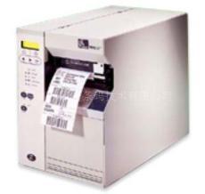 斑马105SL条码打印机 深圳工业型条码打印机