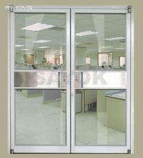 铝合金平开门 平开窗 拉丝金平开门 拉丝银平开门