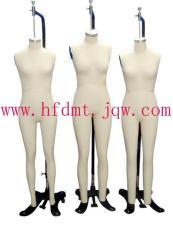 服裝公仔模特/軟體模特道具公仔/人體板房模特