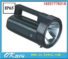 海洋供应ST6303手提式探照灯 LED探照灯供应