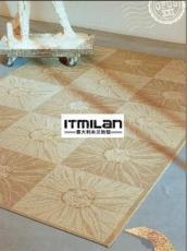 在臥室和門口鋪設地毯 清新可愛 地毯品牌