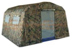 快速反应班用充气帐篷/12平方米充气班用帐篷/救灾帐篷