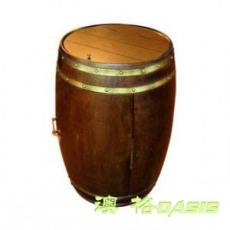 实木红酒柜3006