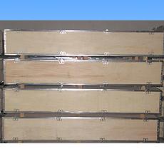 金屬插片式包裝箱