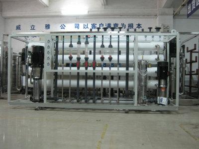 供应广东光学行业用纯水设备