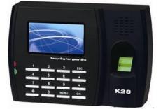 中控K28指紋考勤機