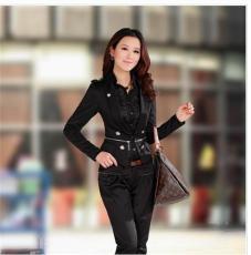 2012新款T恤批发 女装衬衫销售 韩版牛仔裤批发