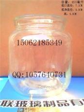 450毫升组培瓶 虫草瓶 广口瓶 玻璃瓶