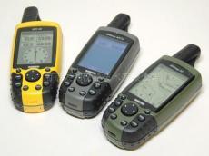 佳明手持GPS map60CSx -- 性价比最高 面积测量