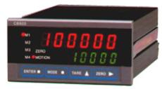 CB920X稱重配料控制器/志美