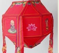 韩国灯笼的编织工艺