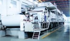 包裝紙造紙機廠家 雙缸造紙機 沁科