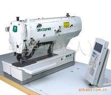 ZOJE中捷牌电子平头锁眼机5780型-上市公司的工业缝纫机
