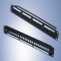 6类24口屏蔽配线架RP-FP6E