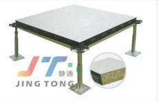 商丘硫酸钙防静电地板施工安装/郑州静通防静电地板厂