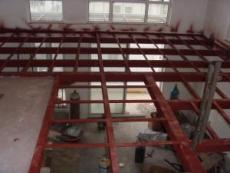 海淀區專業閣樓制作 鋼結構框架制作