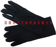 展示手套批發 加長版珠寶首飾手套 加厚珠寶手套