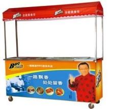 北京独一无二 一路飘香小吃车 多功能小吃车加盟