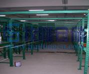 后宅模具廠如何提高倉儲存儲率 牧隆庫房模具架幫您解決
