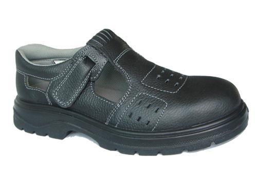 尊狮工作鞋_尊狮透气安全鞋 透气劳保鞋 安全凉鞋