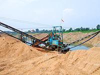 淘金设备 挖泥设备 清淤设备 挖沙设备 青州鑫拓重工