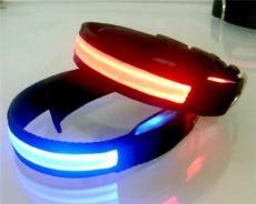 LED發光寵物帶