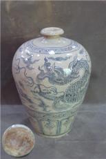 瓷器器型有哪些 元青花大梅瓶鑒定拍賣 玉壺春瓶