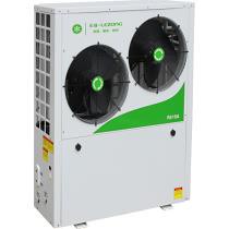 喷气增焓低温热水机组系列