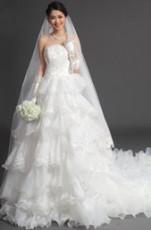 婚纱礼服出租馆教你巧选婚纱礼服的方法